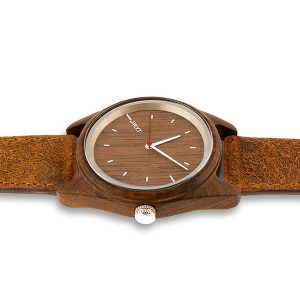 montre Sherwood bois marron