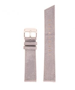 bracelet de montre pompe flash gris