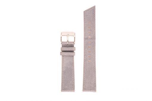 bracelet de montre pompe flash gris