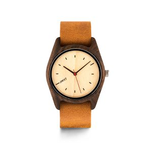 Montre Sequoia marron avec attache Nato