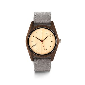 Montre Sequoia pompe flash gris