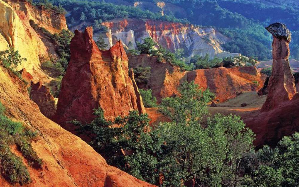 lieux exotiques en France