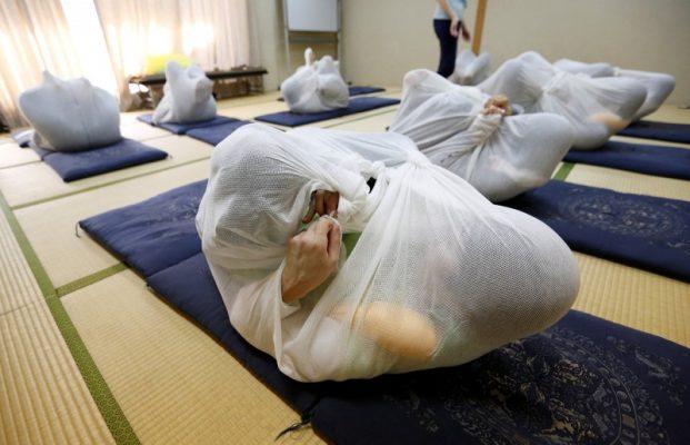 technqiues de relaxation japonaises