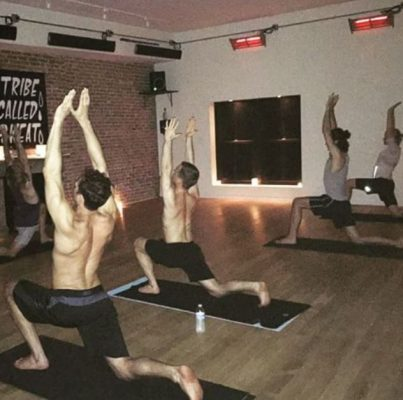 yoga-infrarouge