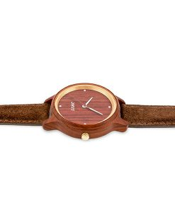 Nebula-california-montre-bois-chocolat-02