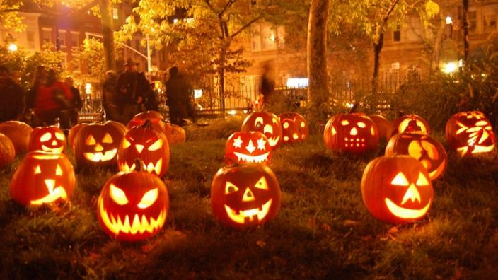 5 raisons de fêter halloween