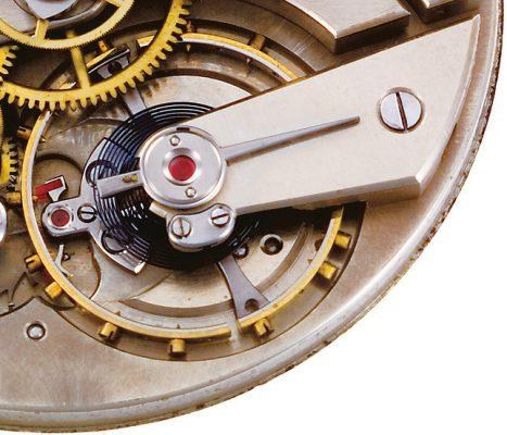 montre magnétisée