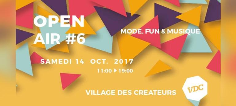 Open Air Village des créateurs de Lyon