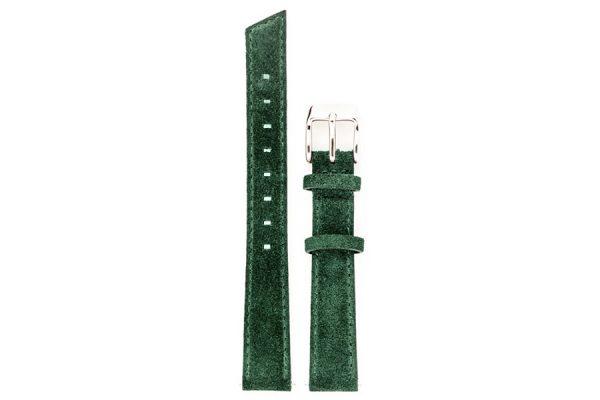 bracelet de montres vert et argent