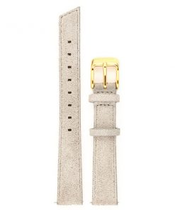 bracelet de montre en bois gris cendre