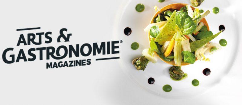 magazine arts & gastronomie