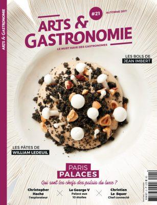 magazines arts gastronomie