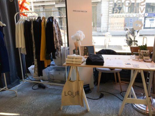 magasin éphèmère Lyon 2017