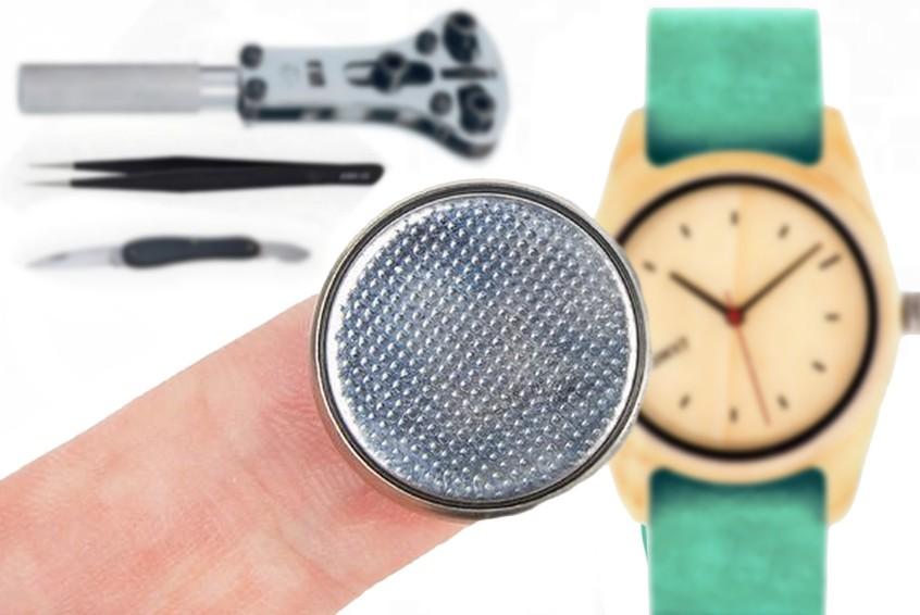 changer soi-même une pile de montre