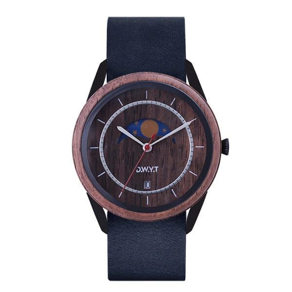 Montre New Moon Nato Bleu Nuit