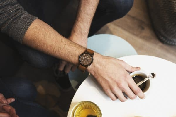 Les montres en bois DWYT watch bijouterie Boen