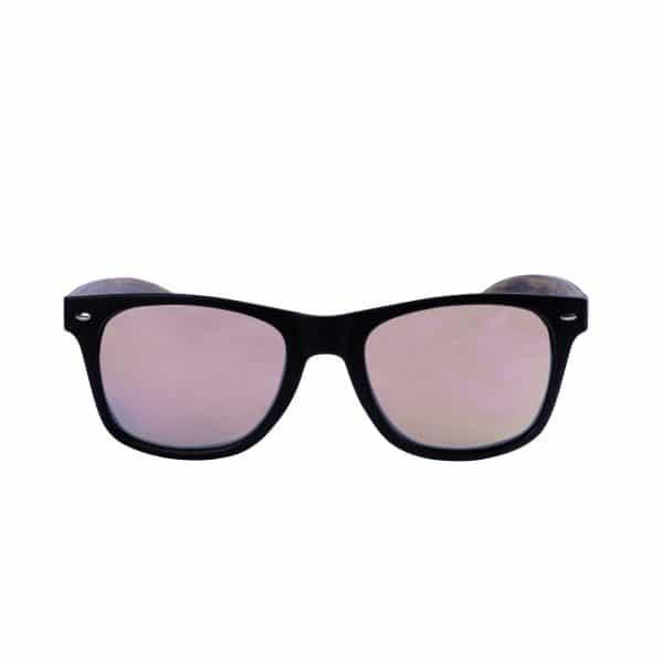 lunettes noyer face