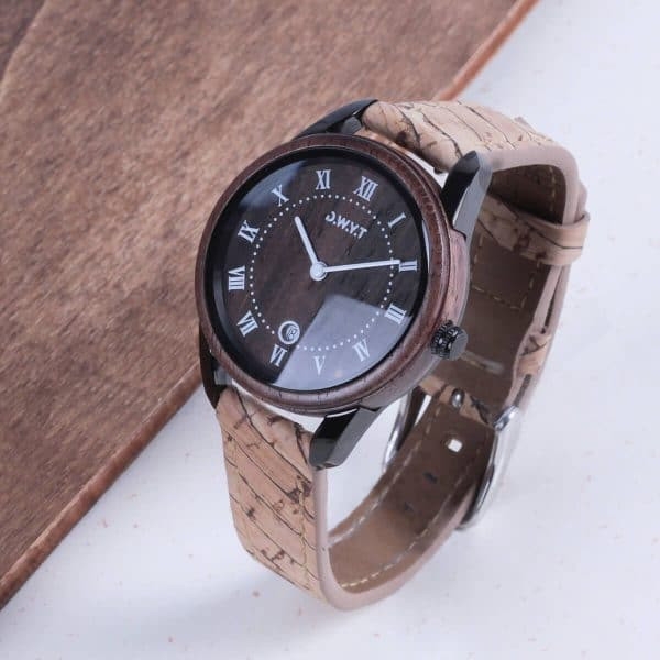Harmony vegan wood watch