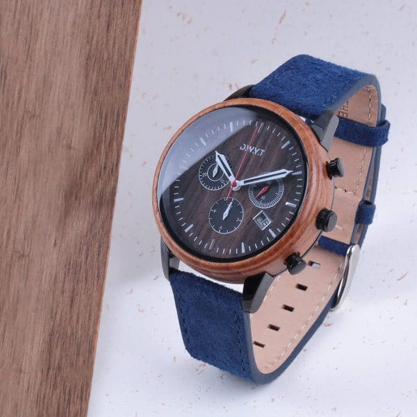 Wooden watch Explorer Vasco de Gama
