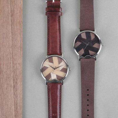 montres en bois symphony