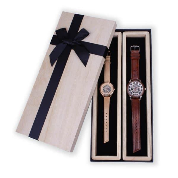 Coffret-cadeau-montres-automatiques-Prestige