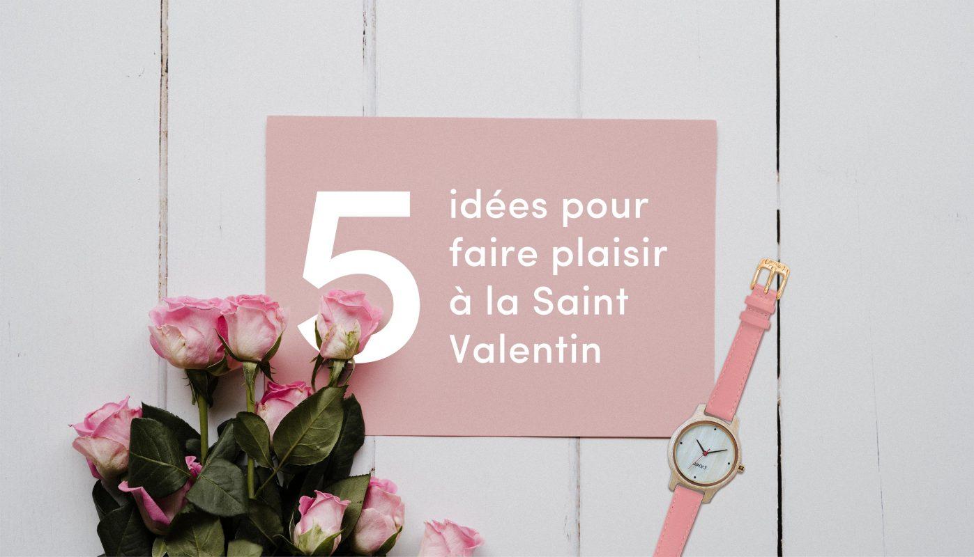 5 idées de cadeaux pour la Saint-Valentin