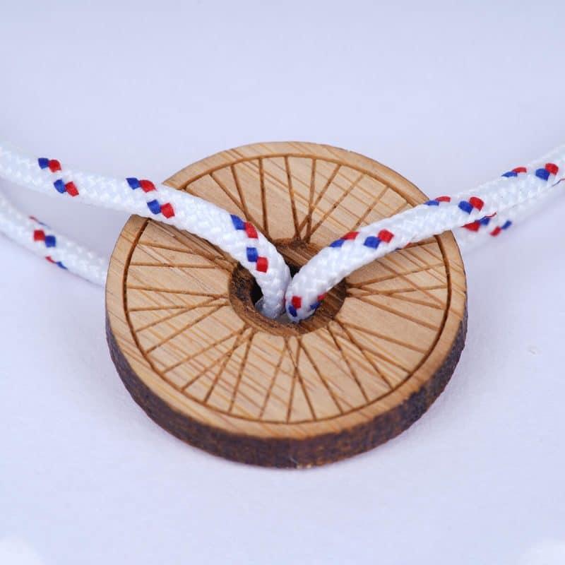 bracelet cordon homme passion vélo