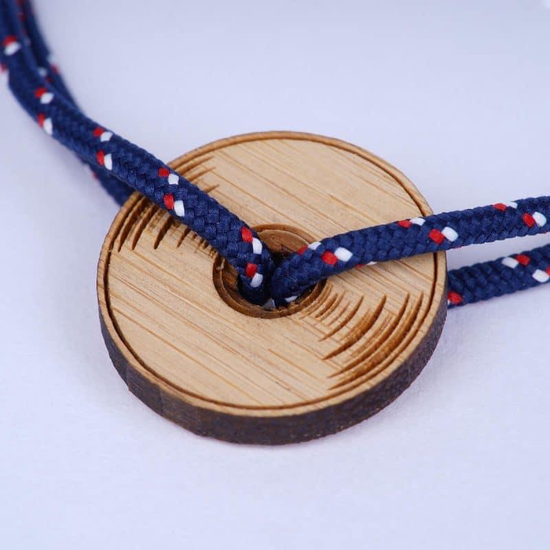 Bracelet cordon homme passion musique