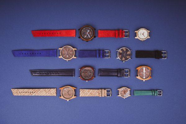 Composition de montre et accessoire personnalisé tendance DWYT