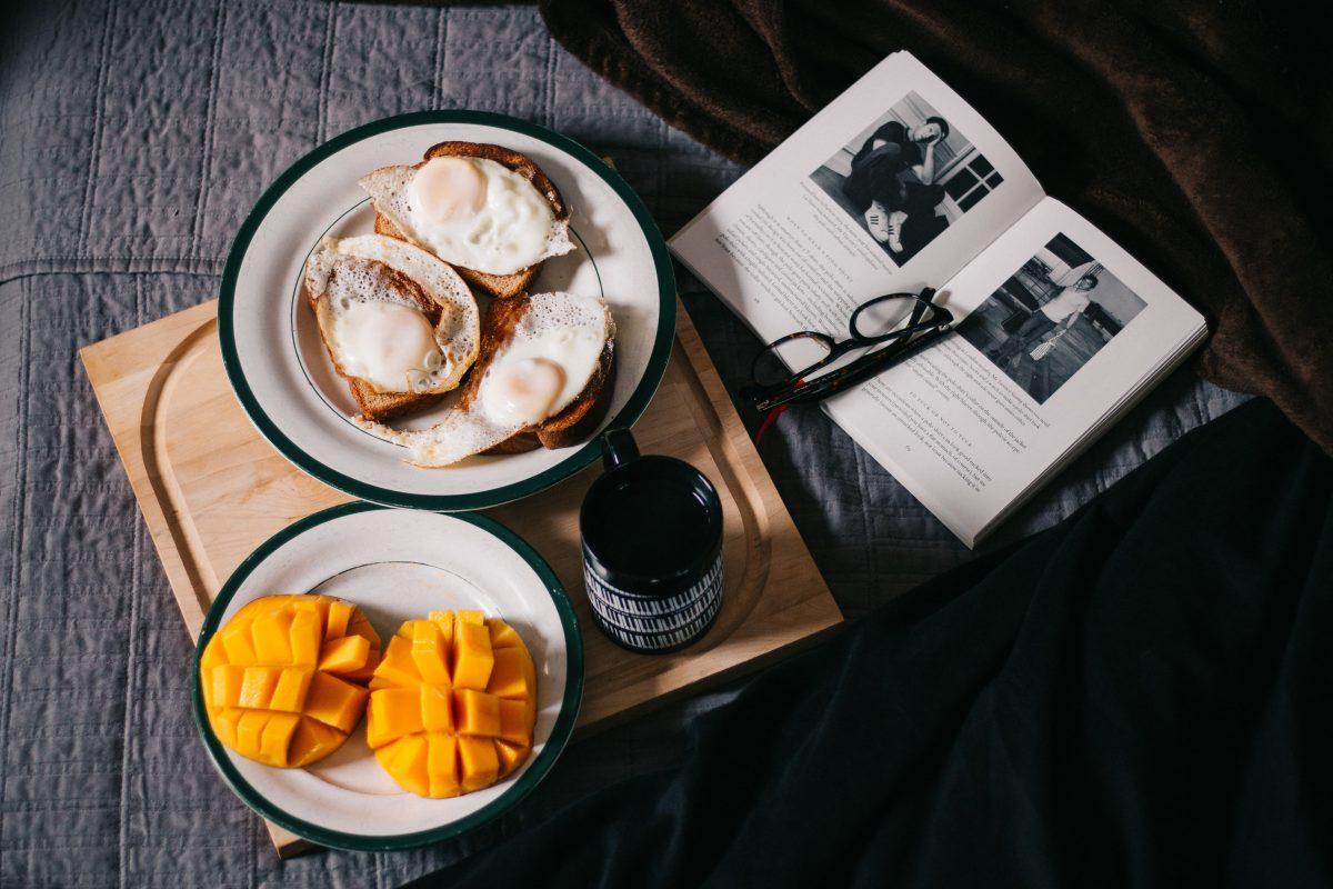petit déjeuner healthy routine slow life