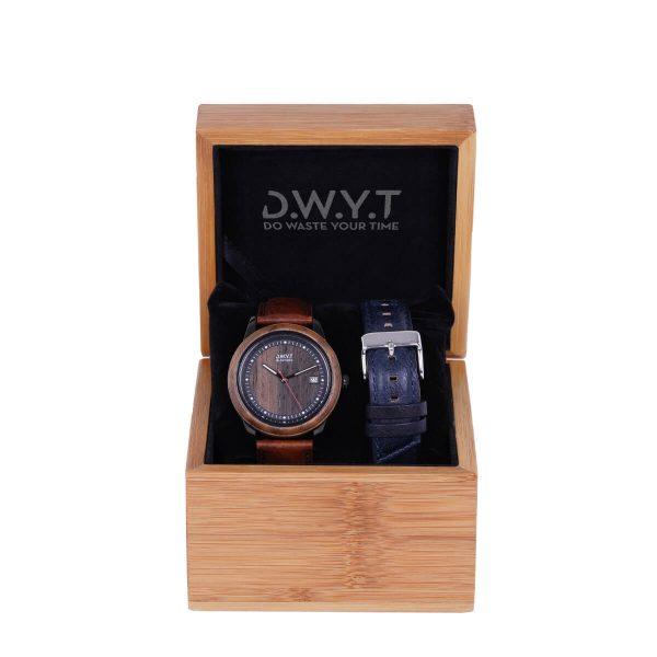 coffret cadeau amateur de montre