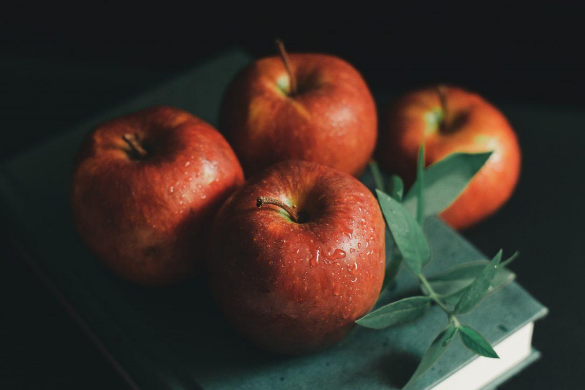 Cuir de pomme écoresponsable