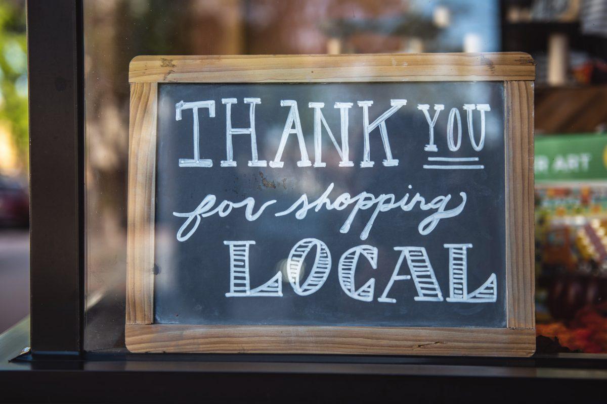 Commerce local qui encourage la slow fashion