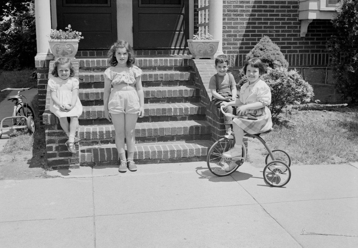 Enfants pour la fête des mères
