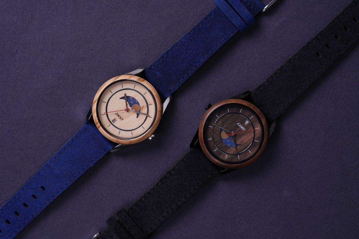 Guide d'utilisation pour la montre lunaire ou phases de lune