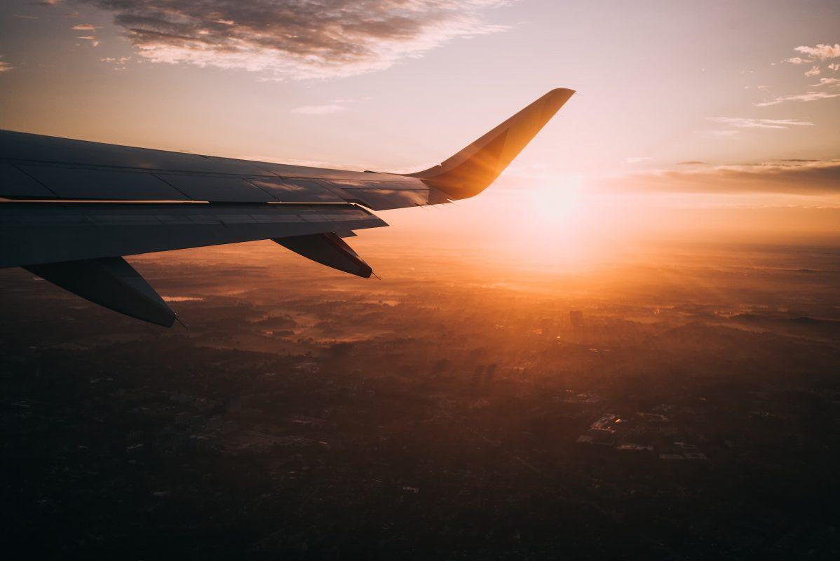 Avion vers destinations vacances