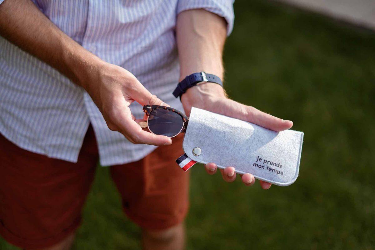 Nouvelle collection de lunettes de soleil