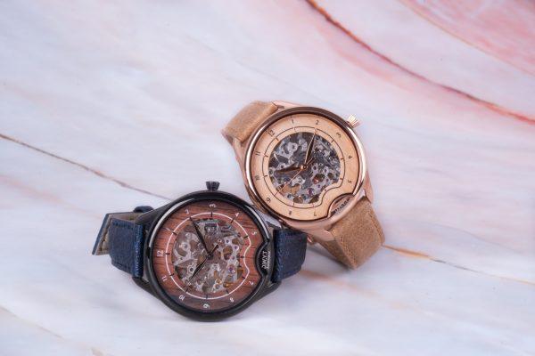 La collection de montre femme squelette Odyssey