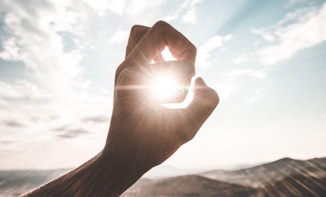 Source d'énergie pour montre à énergie solaire